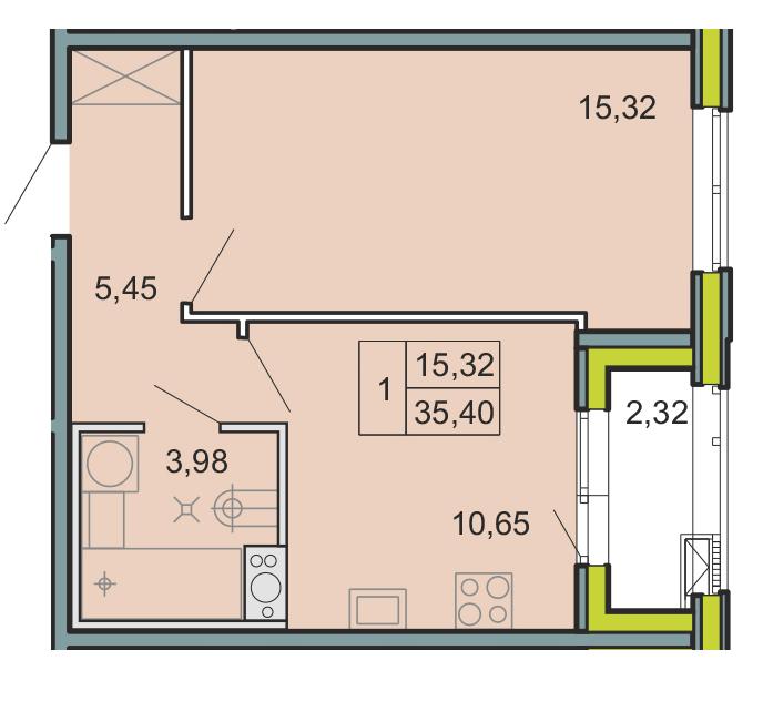 новые квартиры от   gradparadru