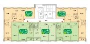 Корпус 11 Секция 3 Типовой этаж.jpg