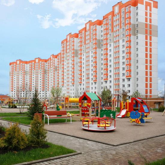 ЖК Некрасовка, Москва