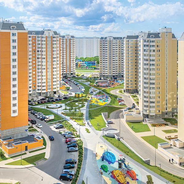 ЖК Переделкино Ближнее, Новая Москва