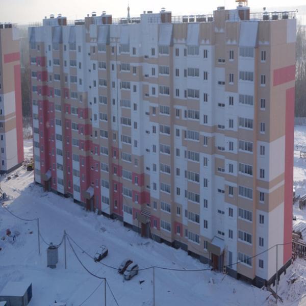 ЖК Краснообский