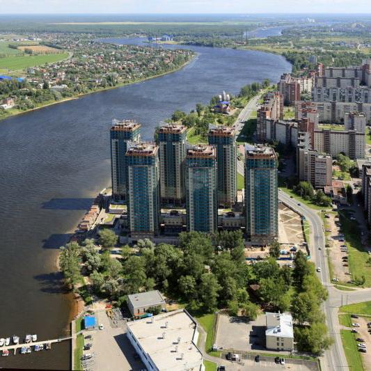 ЖК Речной, Санкт-Петербург