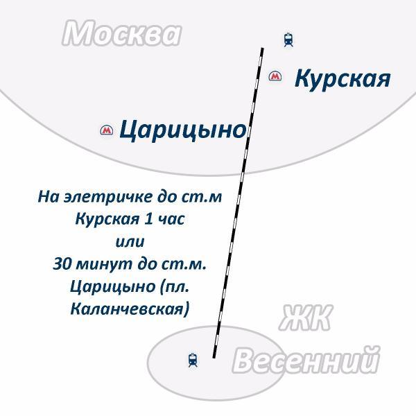 ЖК Весенний, Подольск