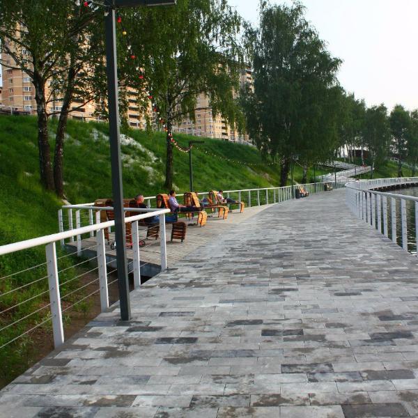 ЖК Московские Водники, Долгопрудный