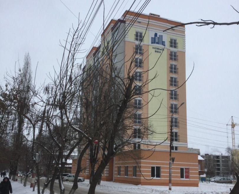 ЖК Вертикаль, Энгельс