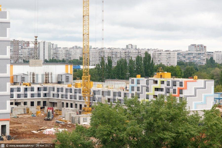 ЖК Римского-Корсакова 11, Москва