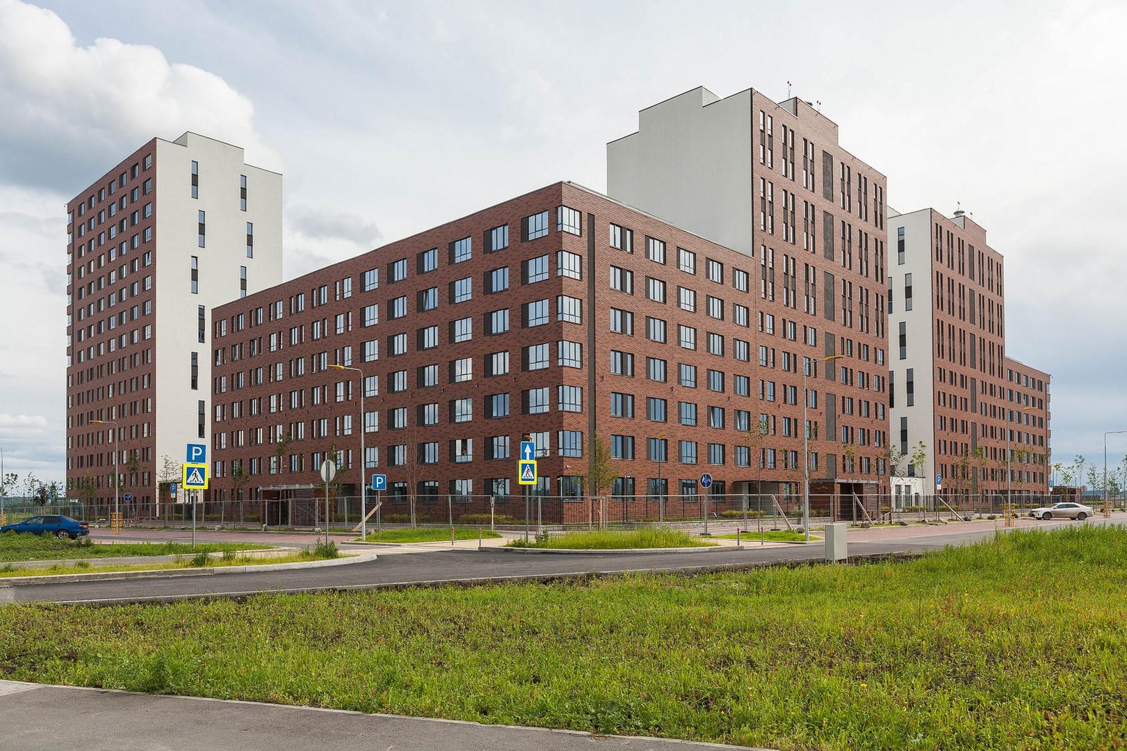 ЖК Квартал Брусники в Солнечном, Екатеринбург