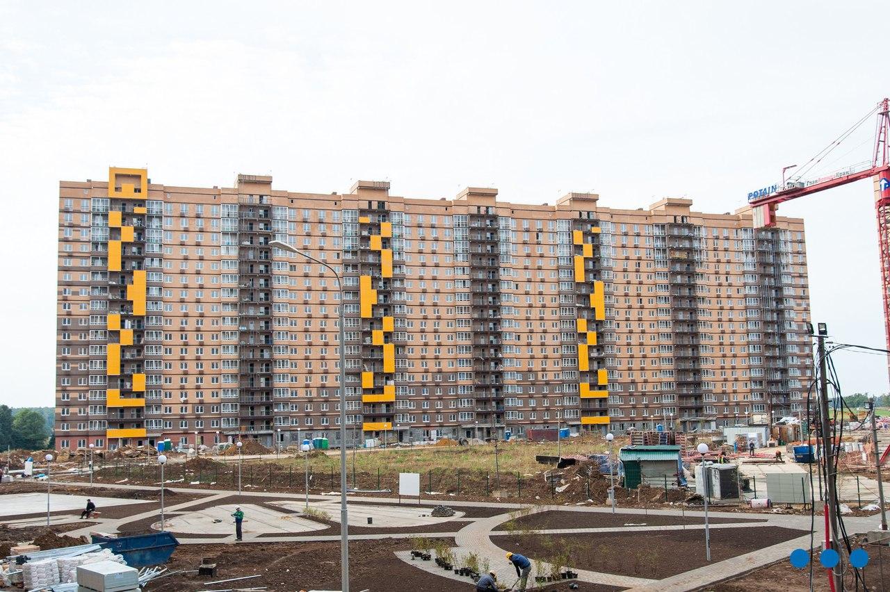 ЖК Пригород Лесное, Видное