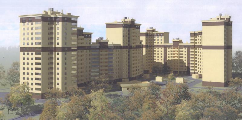 ЖК Приокский парк, Рязань