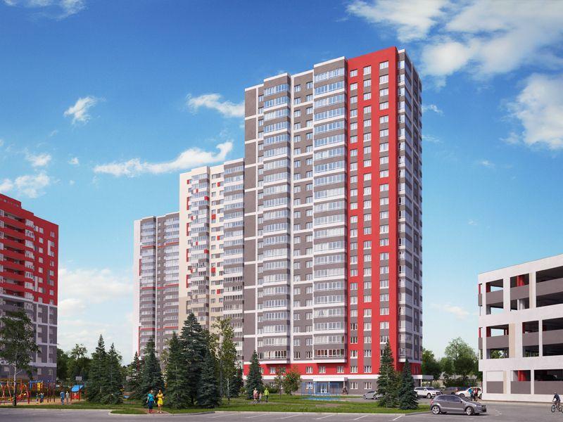 ЖК Квартет, Екатеринбург