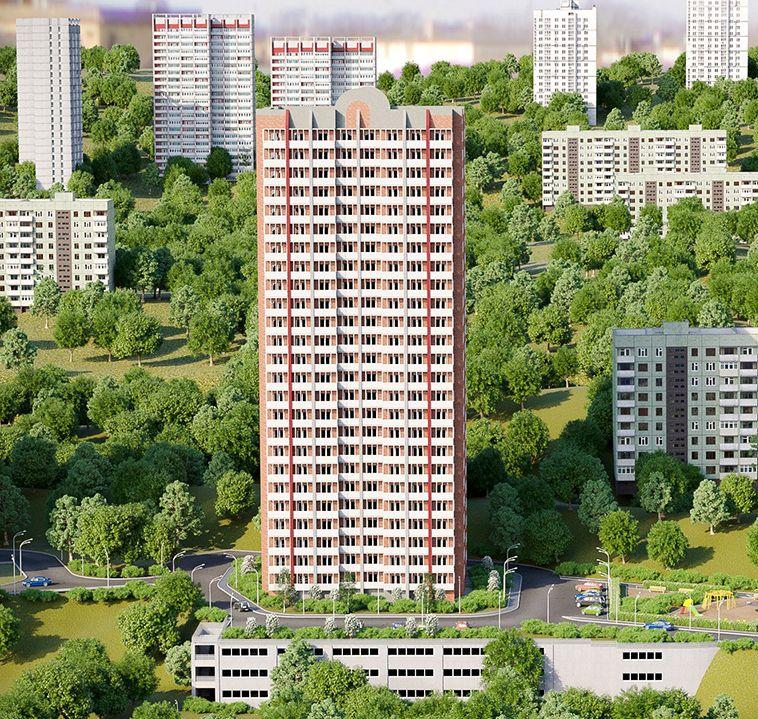 ЖК Фрегат, Владивосток
