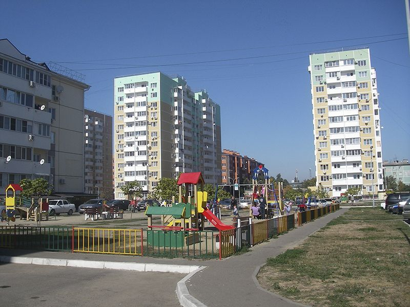 ЖК Молодежный, Краснодар