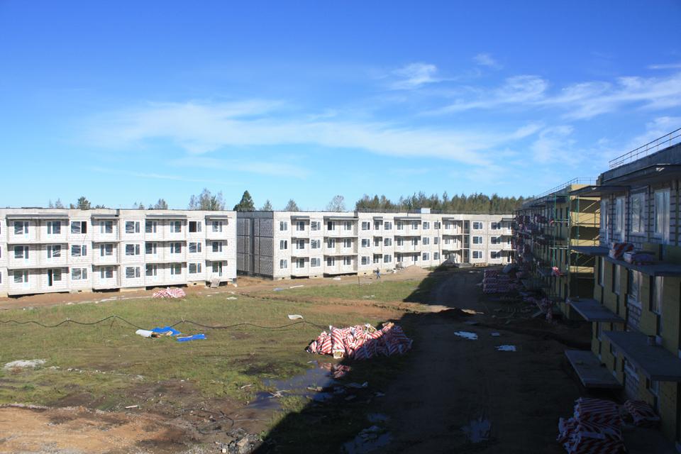 ЖК Yolkki Village (Ёлки Вилладж)