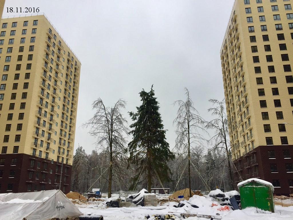 ЖК МС Южный парк, Лобня
