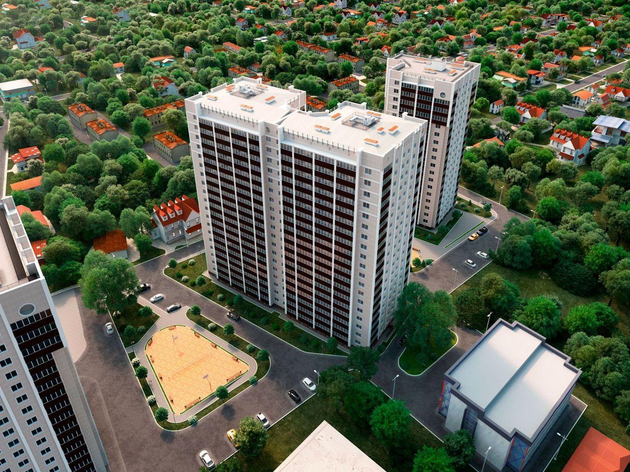 ЖК Арена-парк, Краснодар