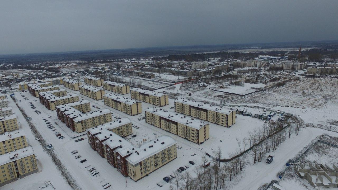 ЖК Щегловская усадьба, Всеволожск