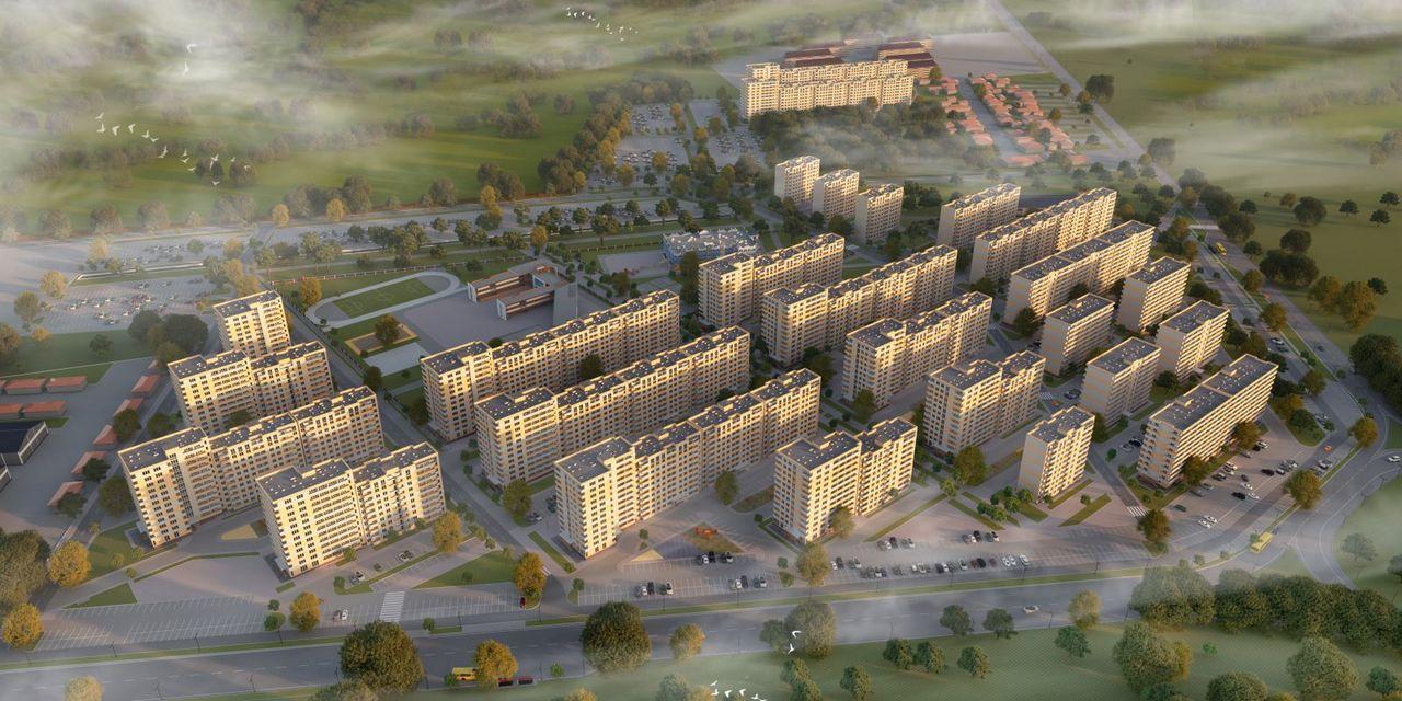 ЖК Светлоград, Краснодар