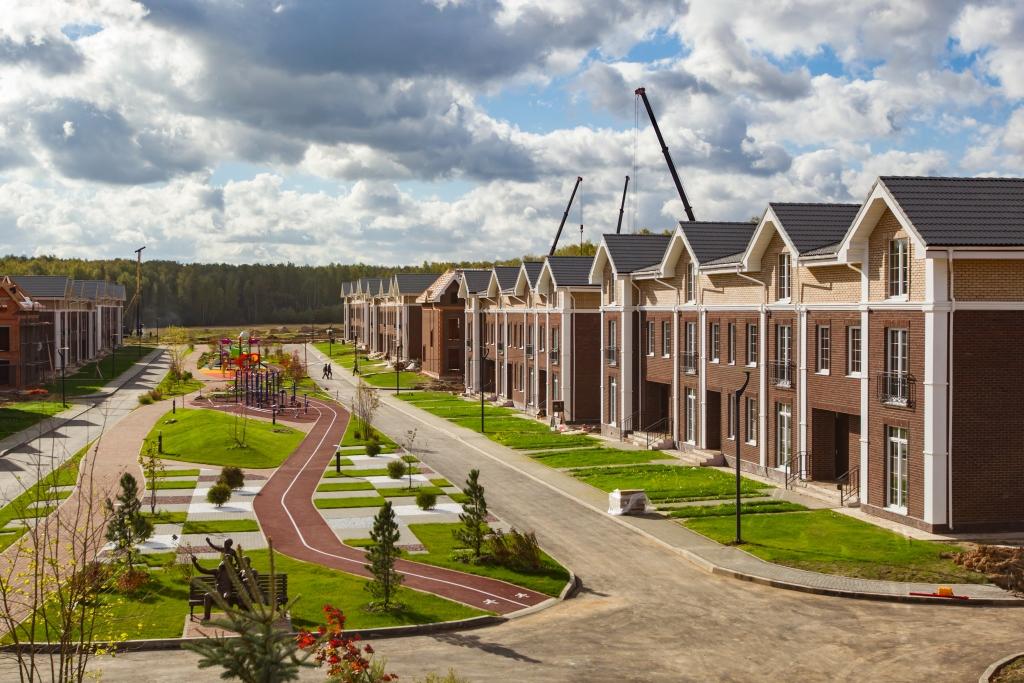 ЖК Каскад парк