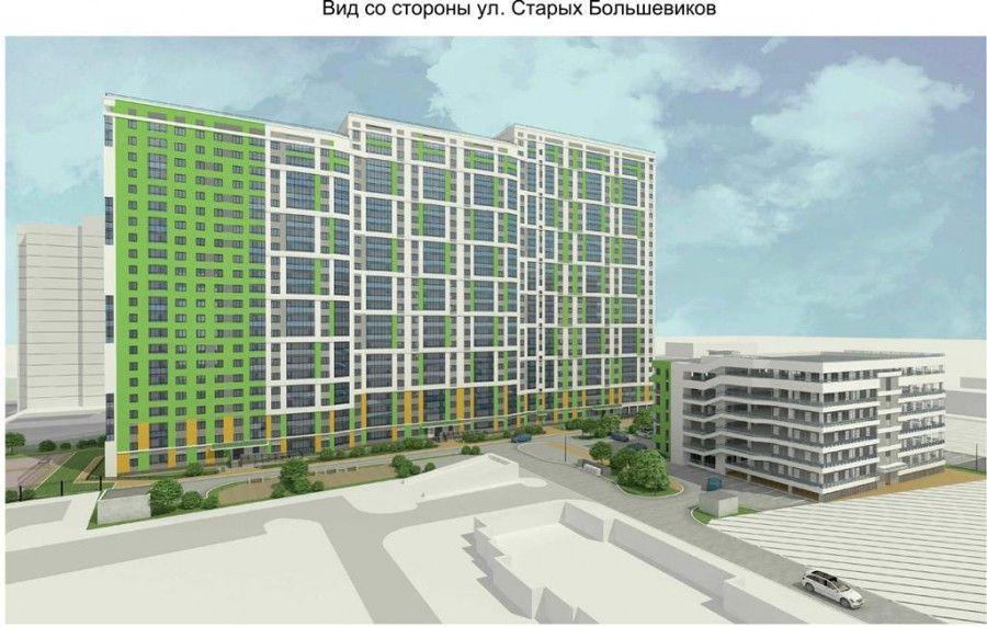 ЖК Оазис, Екатеринбург