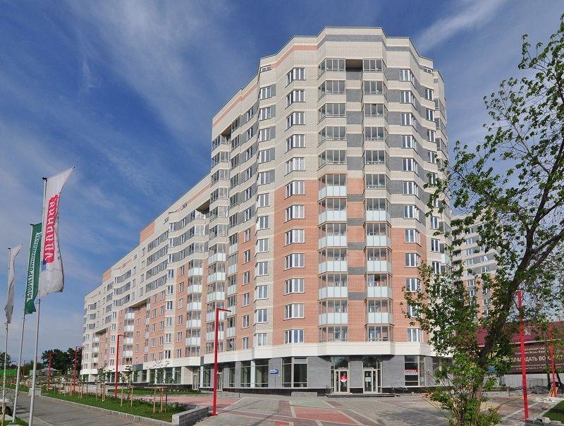 ЖК Ударник, Екатеринбург