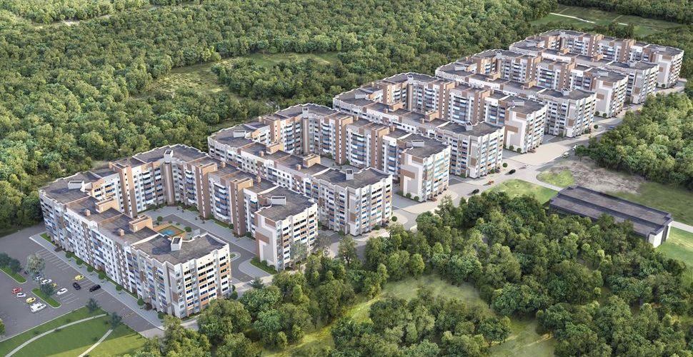 ЖК Семейный квартал, Ставрополь