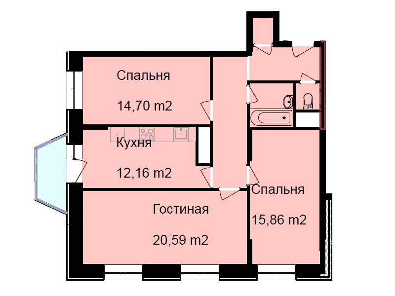 ЖК Vesna (Весна), Апрелевка