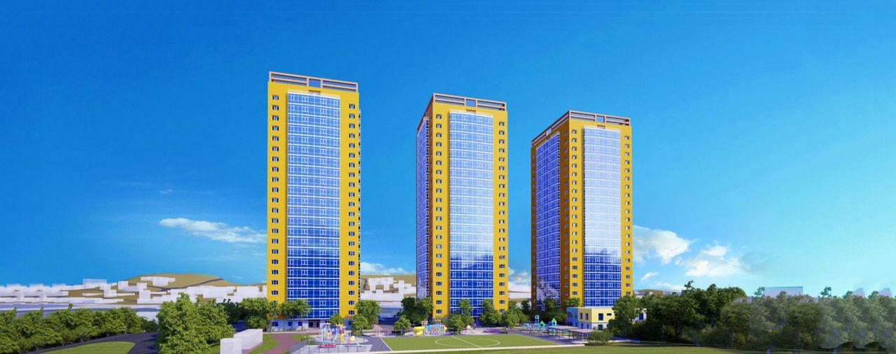 ЖК Золотой Рог, Владивосток