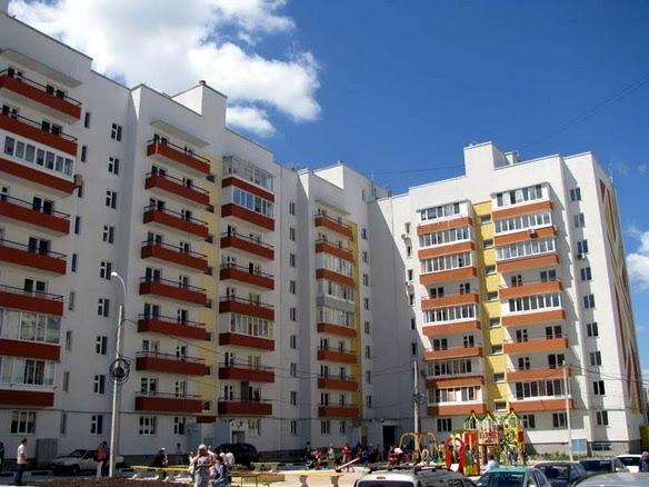 ЖК по ул. Авиационной, Симферополь