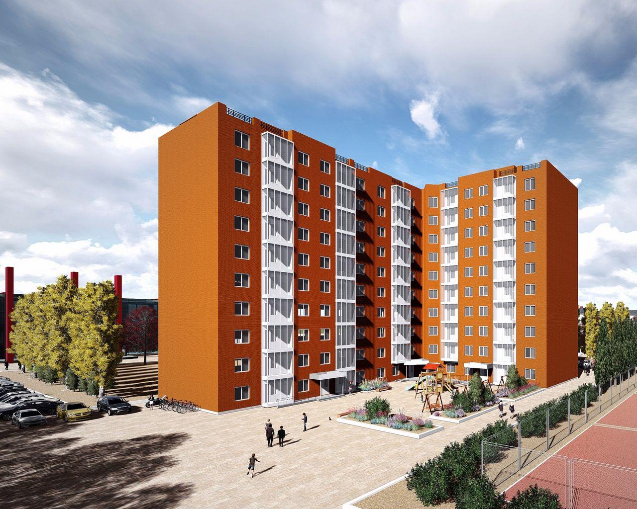 ЖК на ул. Чучева, Таганрог
