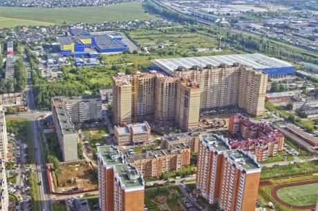 ЖК Рязановский, Подольск