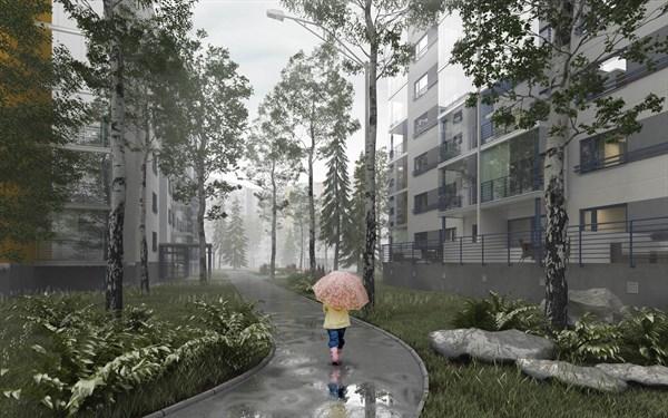 ЖК Финские кварталы, Лупполово