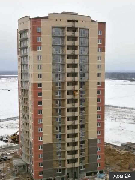 ЖК Новое Ялагино, Электросталь
