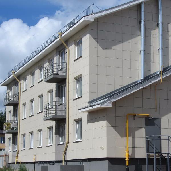 ЖК Солнечный Квартет 2, Павловск
