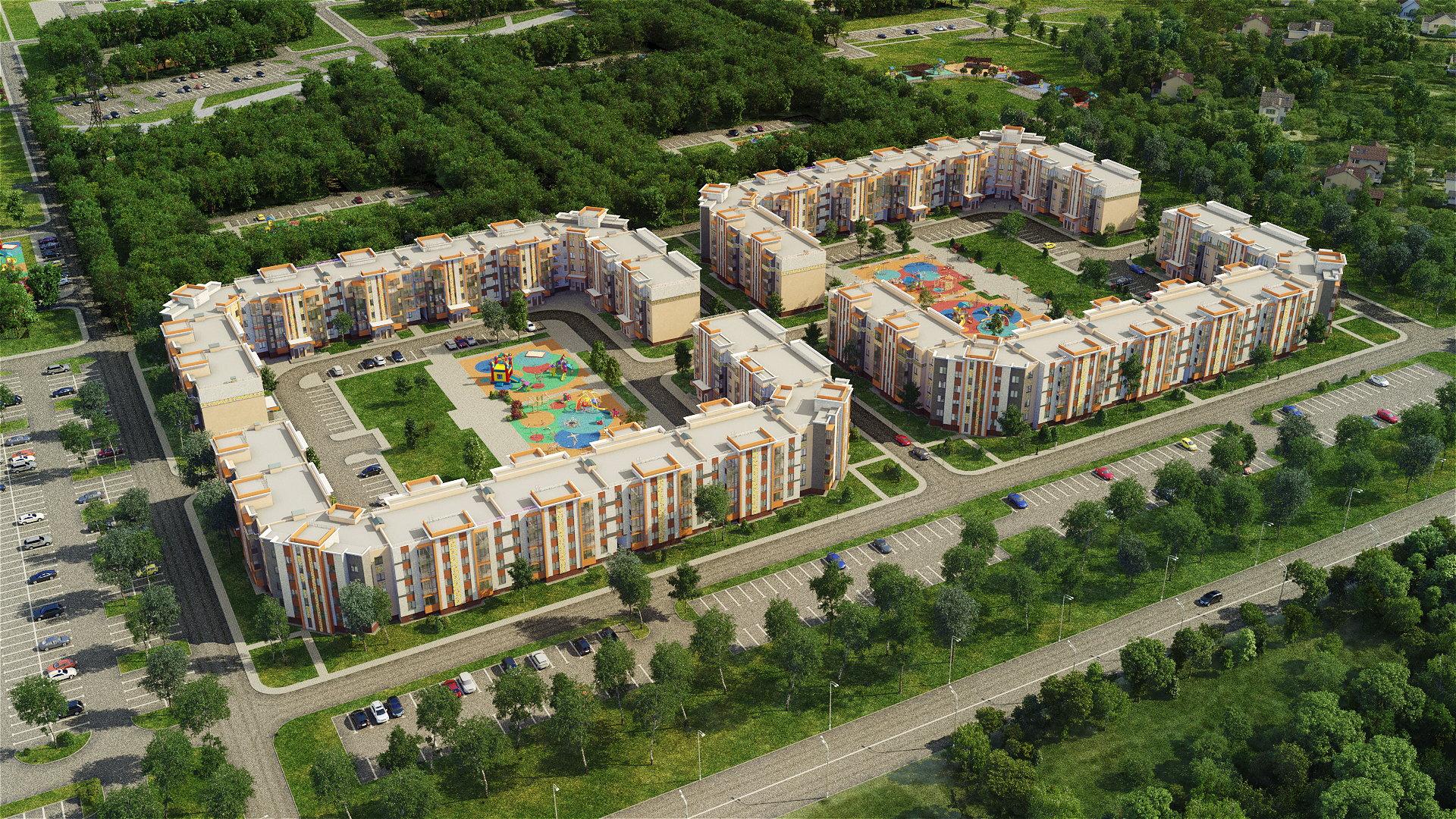ЖК Аккорд Smart-квартал, Одинцово