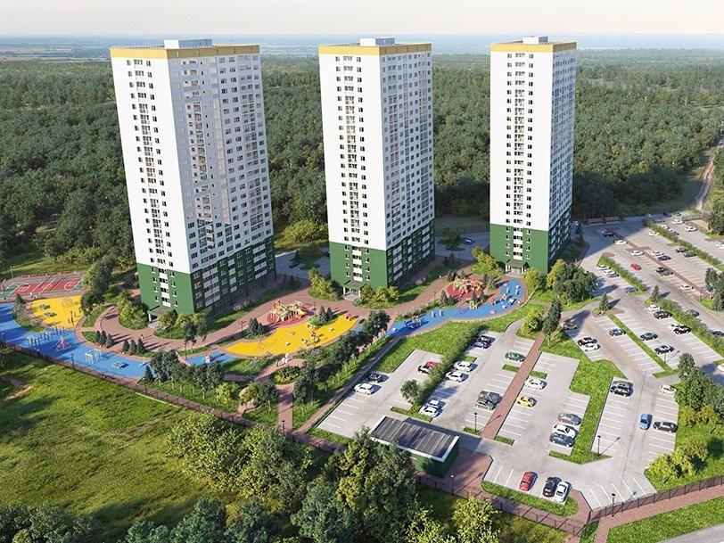 ЖК Сокольники, Новосибирск