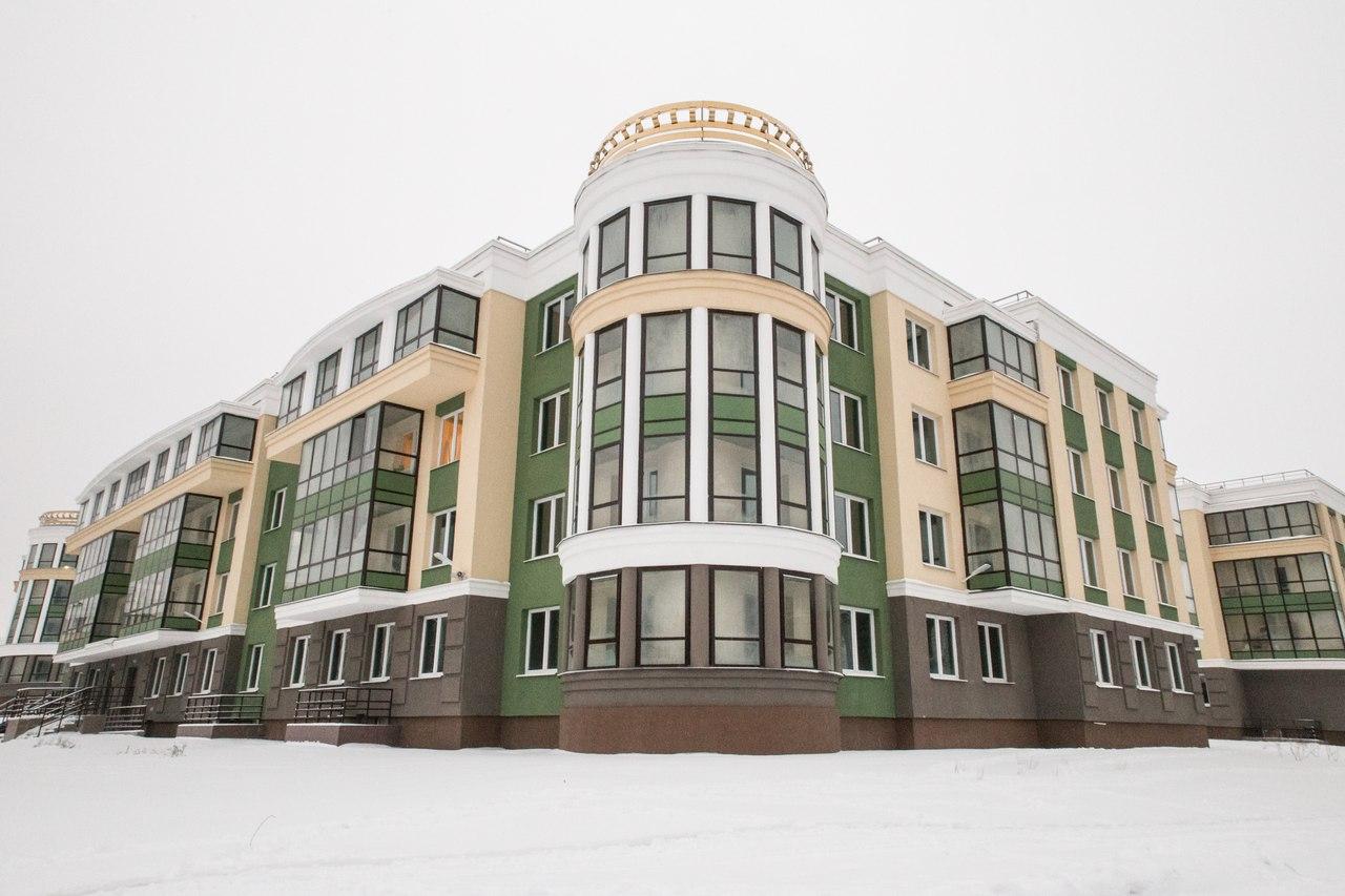 ЖК Золотые купола, Сертолово