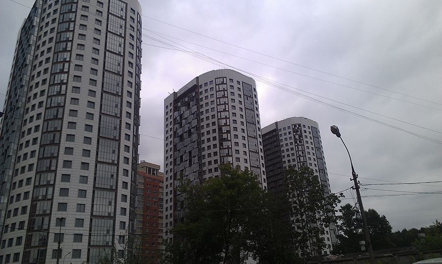 ЖК Жемчужина Виктории, Балашиха