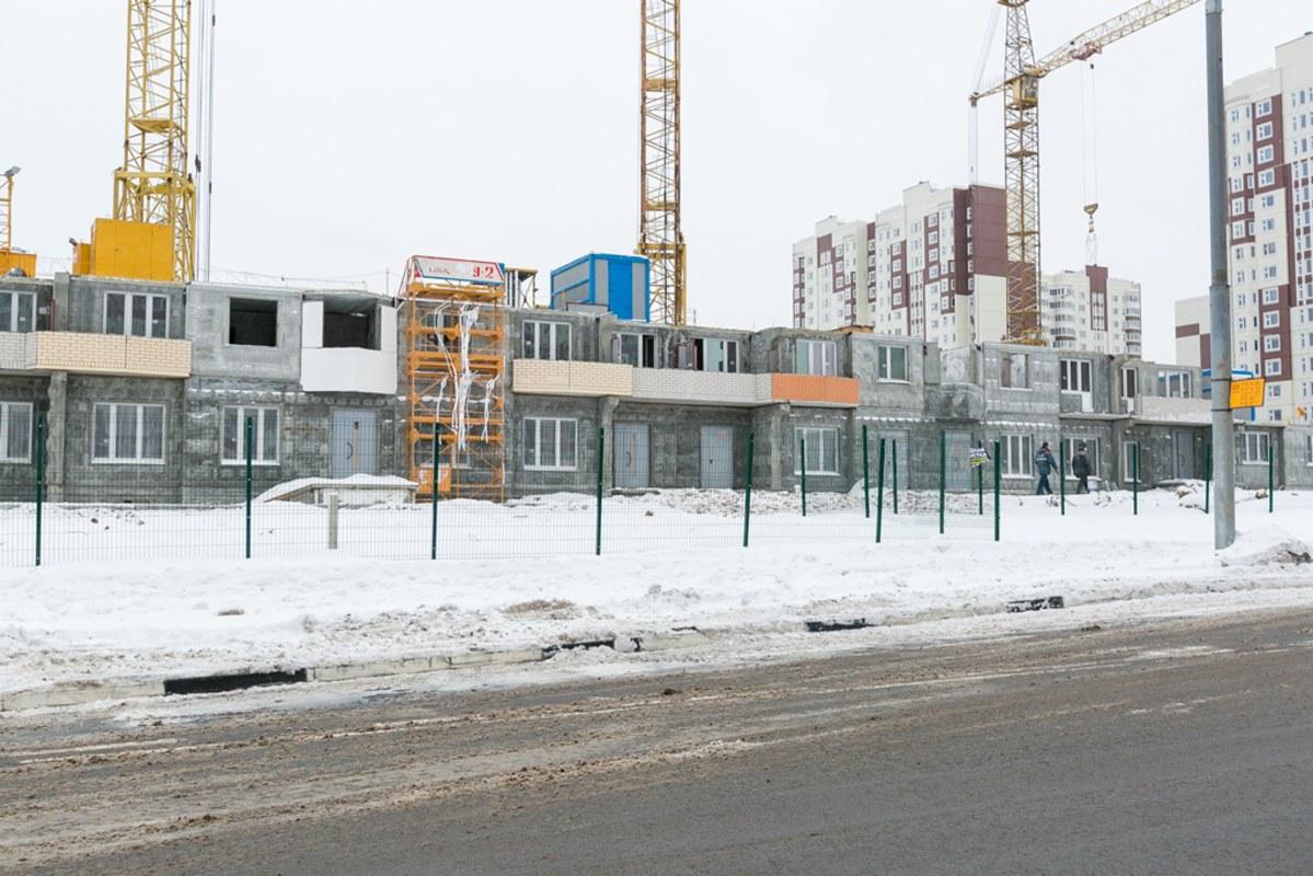 ЖК Новые Ватутинки, Москва