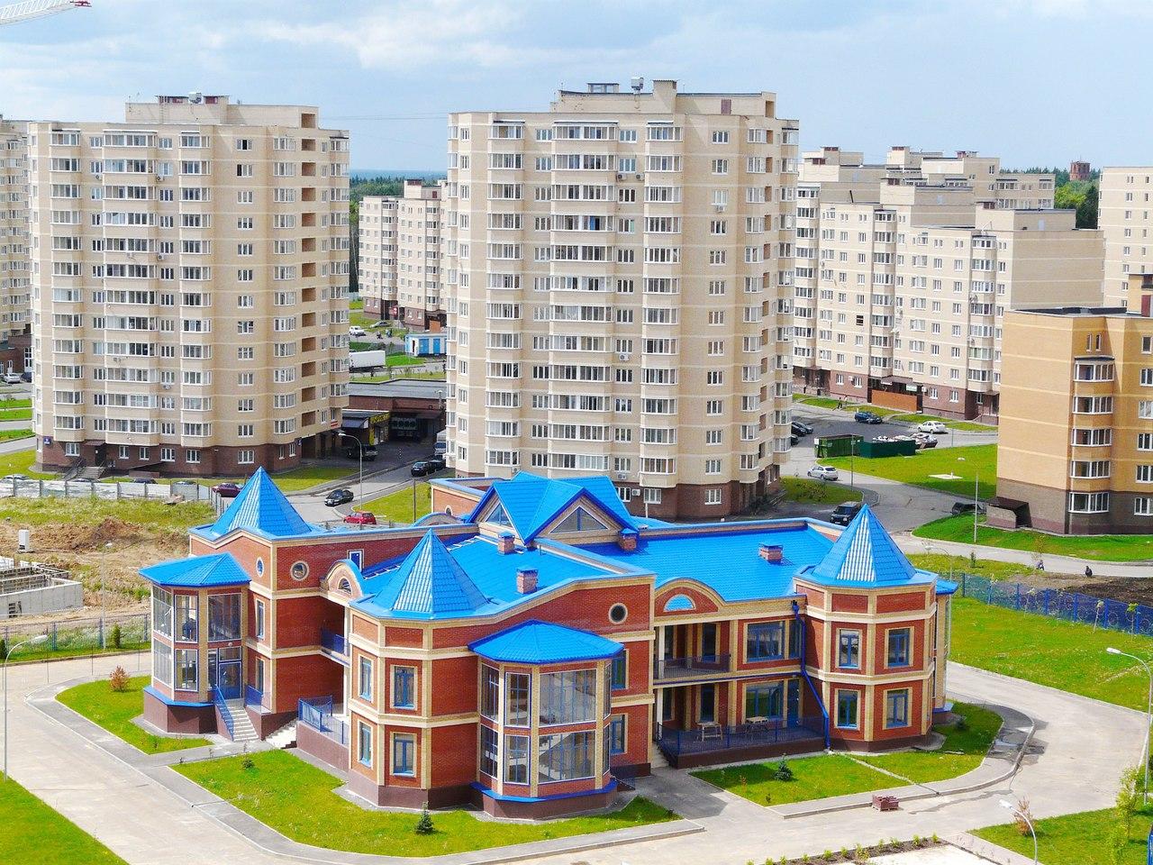 ЖК Новоснегиревский, Истра