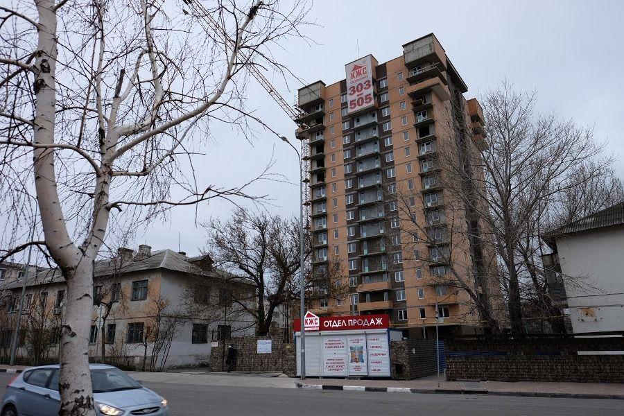 ЖК Суворовский, Новороссийск