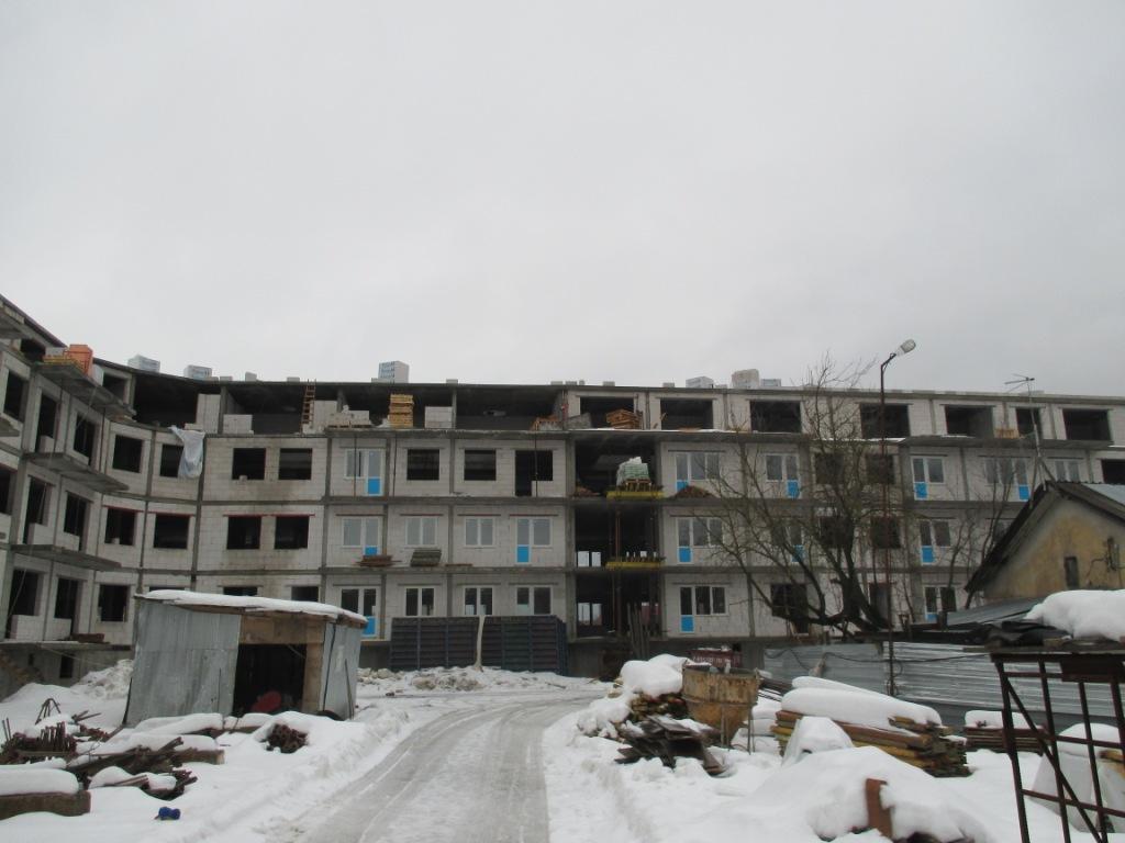 ЖК Петровский квартал, Лосино-Петровский