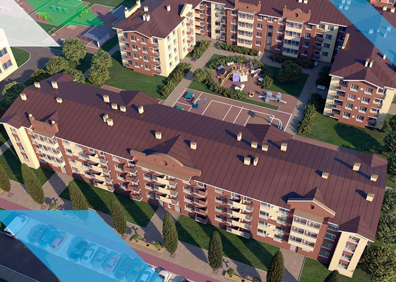 ЖК Итальянский квартал, Романовка