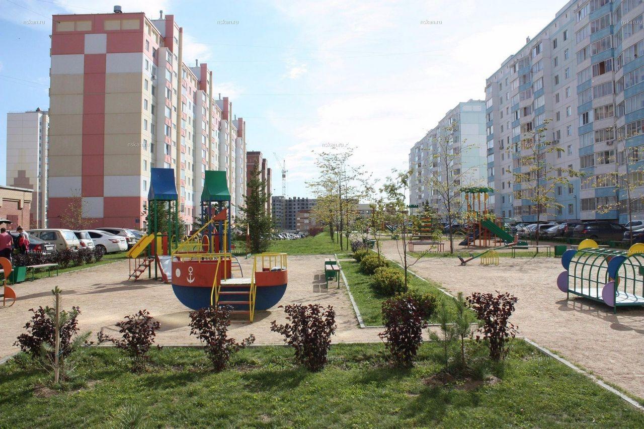 ЖК Родники, Новосибирск