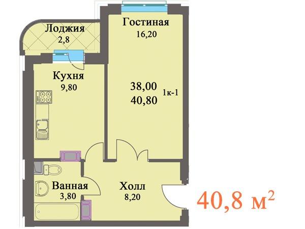 ЖК Зеленый город, Зеленоградский