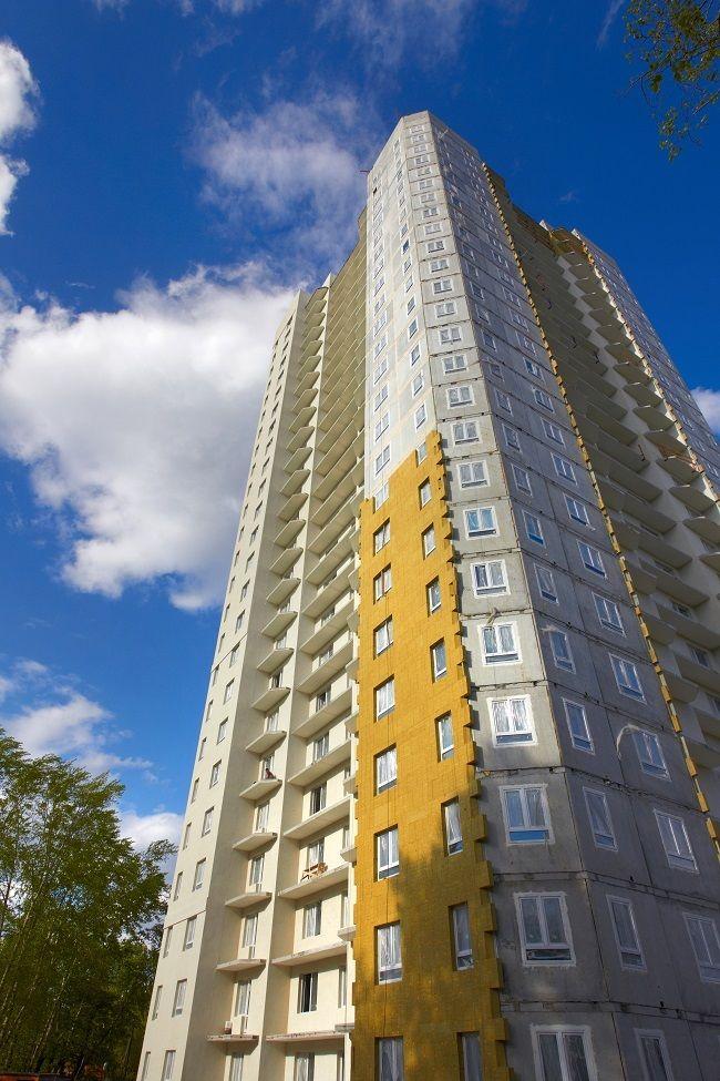 Жилой дом на ул. Расточная, Екатеринбург