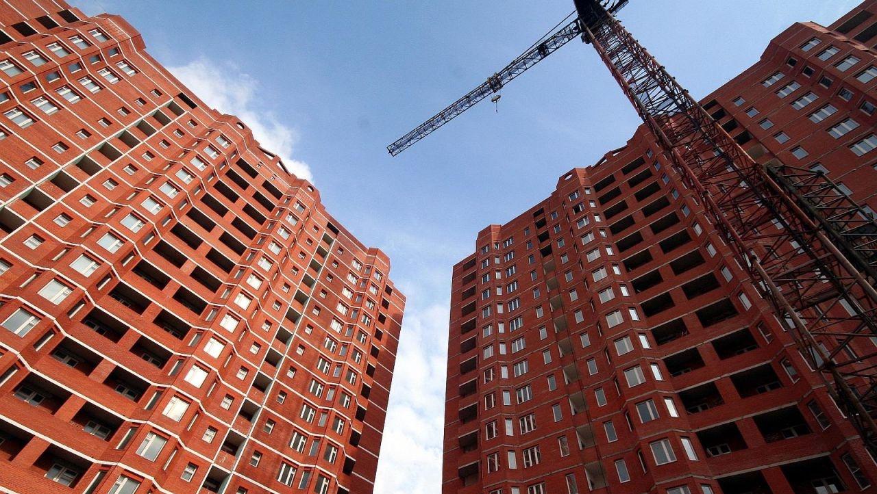 В Москве и области возобновляется жилищное строительство