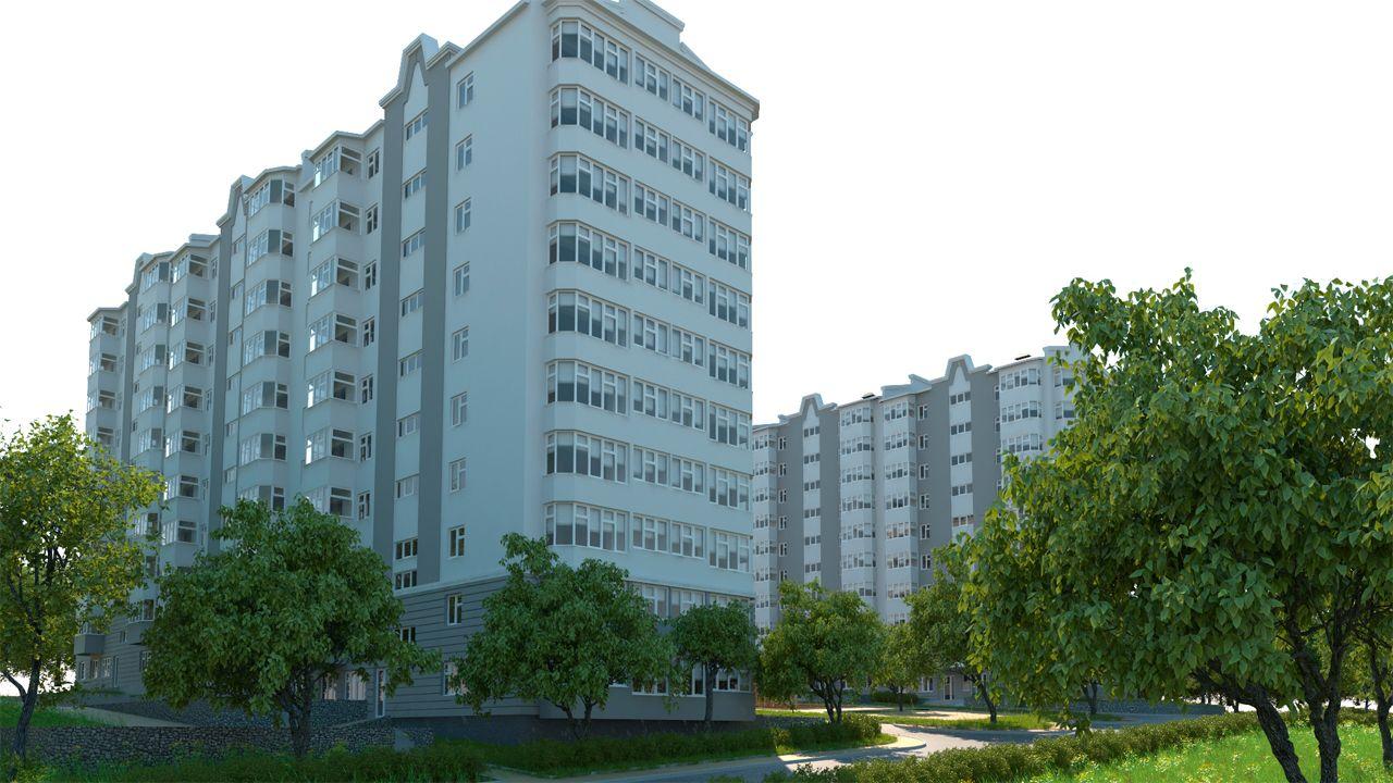 ЖК Лесной, Севастополь