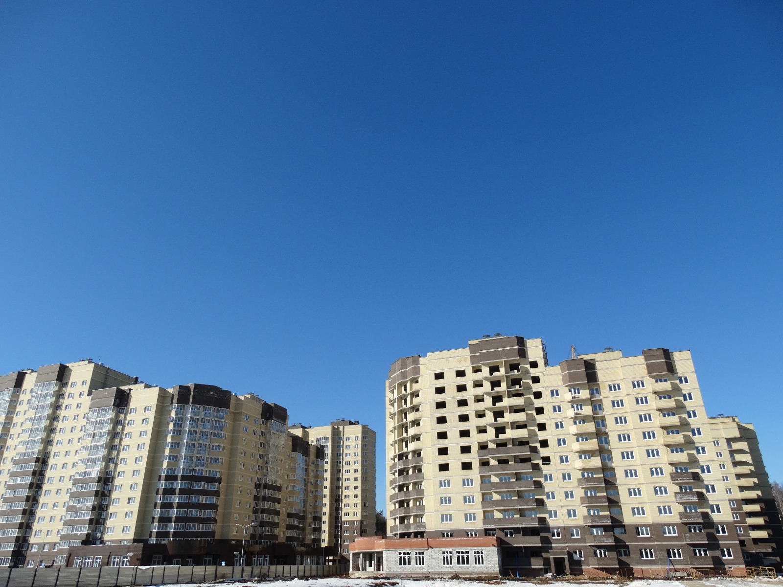 Микрорайон Полет, Ногинск