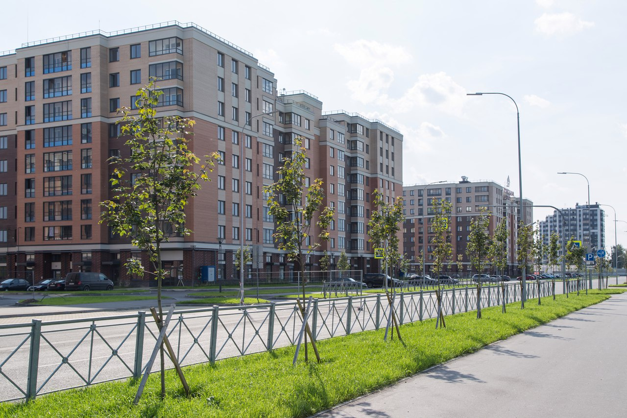 ЖК NEWПИТЕР, Новоселье (НьюПитер)