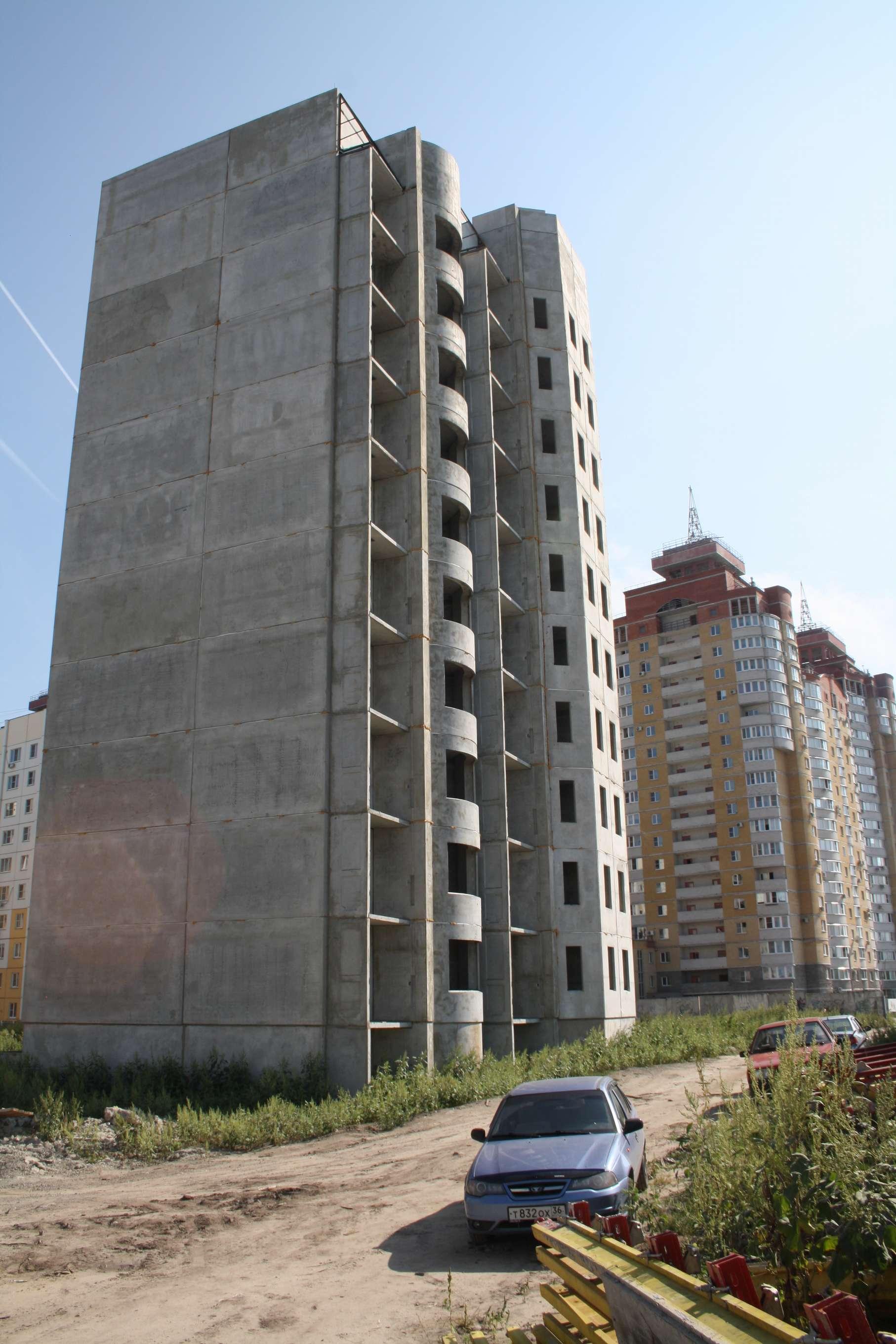 ЖК Московский квартал 3